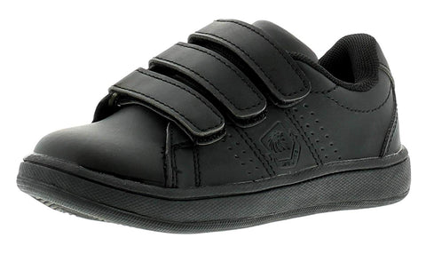 Wynsors Pride Boys New Black Touch Fastening Trainers
