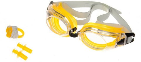Feilang Swimming Goggles - Yellow - Stockpoint Apparel Outlet