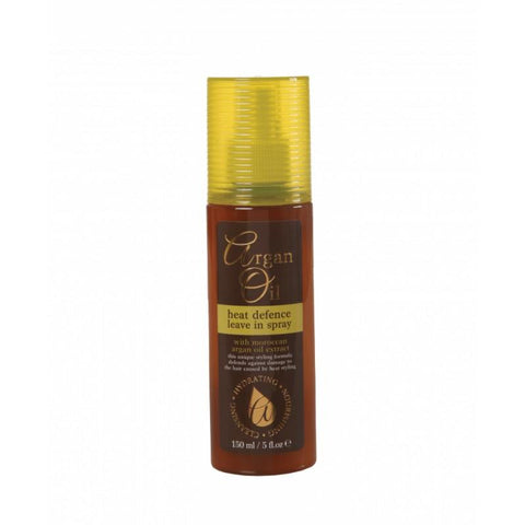 Argan Oil Heat Defence Leave In Spray Heat Protection 150 ml