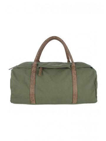 Peacocks Khaki Weekend Bag