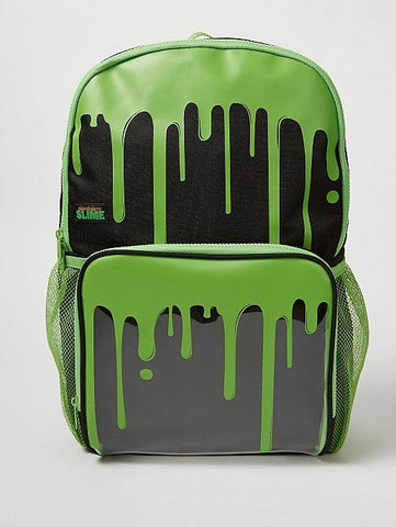 George Boys/Girls Nickelodeon Slime Backpack