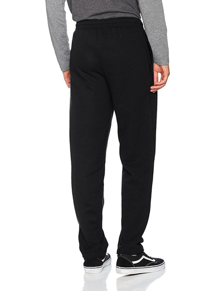 Fruit Of The Loom Open Hem Jog Pants Loose Trousers - Stockpoint Apparel Outlet