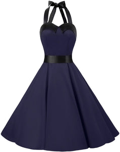 Dressystar Womens Vintage Retro Cocktail Prom Dresses