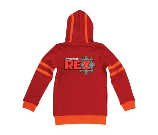 Generator Rex Boys Hoodie - Stockpoint Apparel Outlet