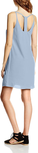 New Look Women's Plain Cami Slip Sleeveless Dress - Stockpoint Apparel Outlet