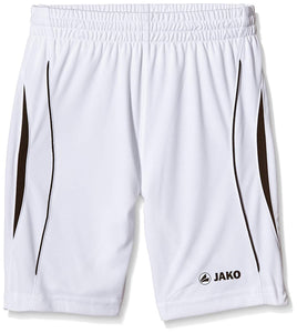 Jako Wembley Boys Black & White Sports Shorts