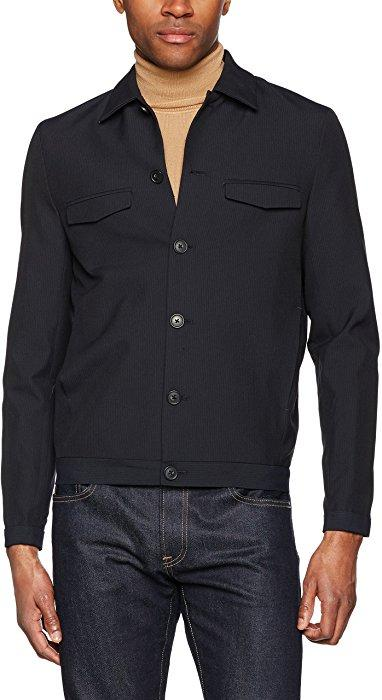 New Look Men's Stripe Western Blazer - Stockpoint Apparel Outlet