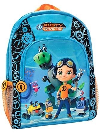 Rusty Rivets Character Backpack