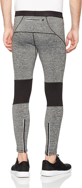 New Look Men's Grindle Tech Running Sports Tights - Stockpoint Apparel Outlet