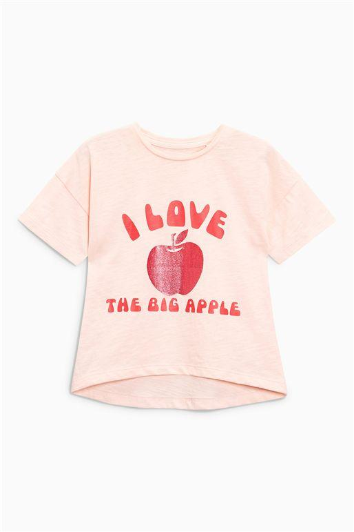 Next Big Apple T-Shirt - Stockpoint Apparel Outlet