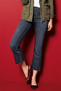 Next Flared Crop Jeans