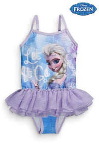 Next Disney Frozen Elsa Tutu Swimsuit - Stockpoint Apparel Outlet