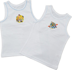 Disney Toy Story Boys 2 Pack Character Vests