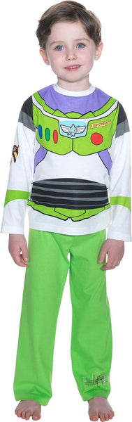 Disney Toy Story Buzz Lightyear Boys Pyjamas Set