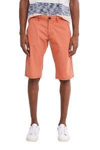 Esprit EDC Mens Pink Chino Shorts
