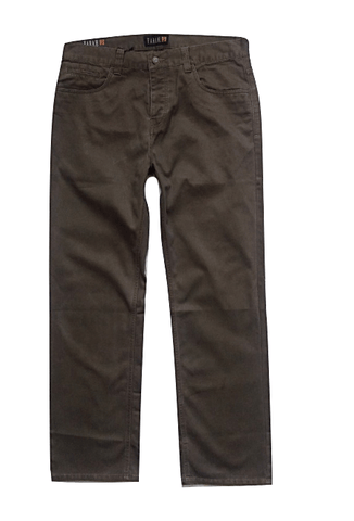 Farah The Drake Mens Olive Green Chinos/Jeans