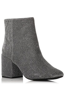 George Shimmering Ankle Womens Boots