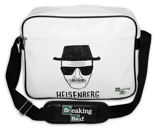 Heisenberg Breaking Bad Messenger/Laptop Bag - Stockpoint Apparel Outlet