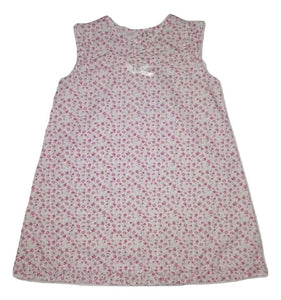 Adams Red Floral Baby Girls Dress