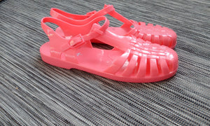 Next Pink Jelly Sandals - Stockpoint Apparel Outlet