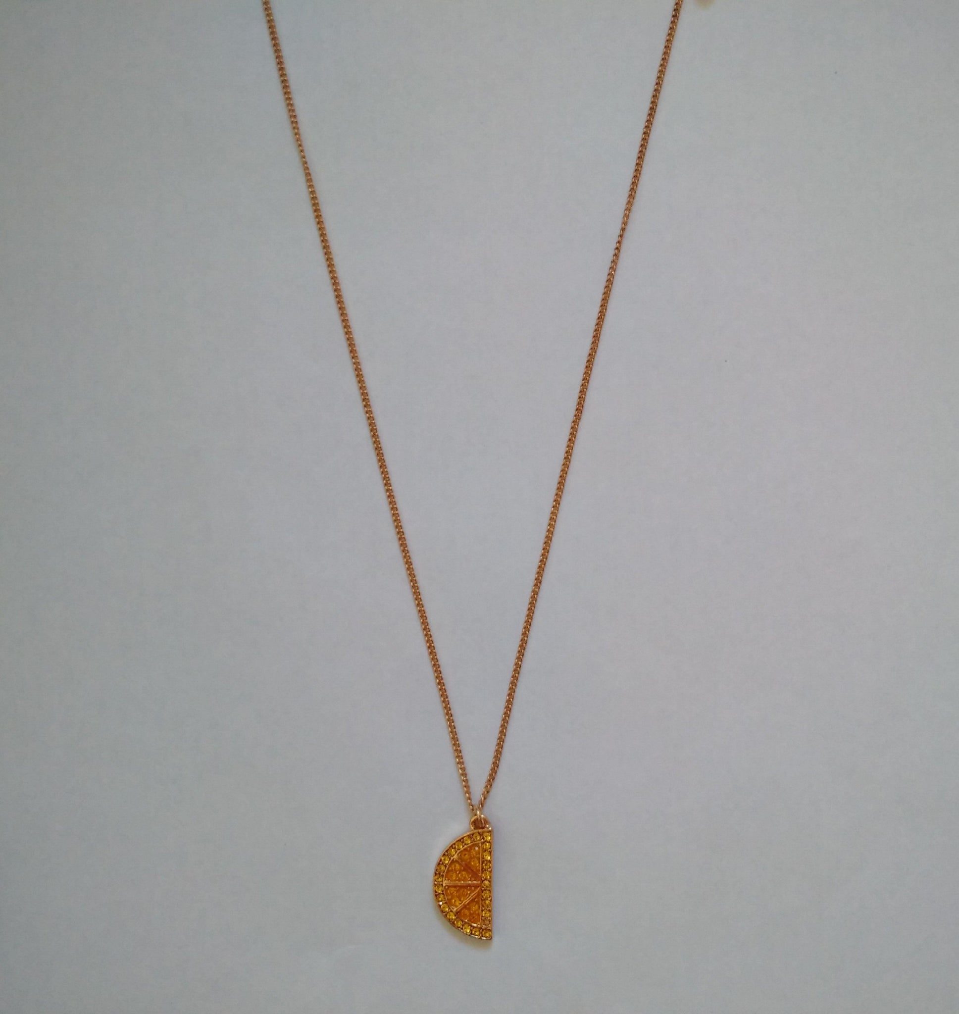 Primark Half Sun Necklace - Stockpoint Apparel Outlet