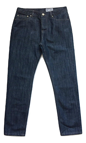 Denim Co Mens Dark Blue Slim Jeans