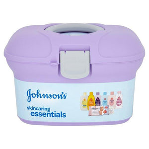 Johnson's Baby Skincaring Essentials Box 8 per pack