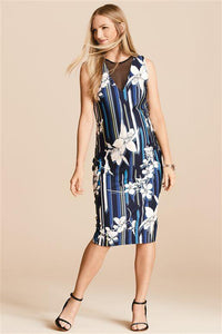 Next Maternity Floral Print Bodycon Dress - Stockpoint Apparel Outlet
