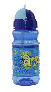 John Hinde Drink Bottle with Straw, Max