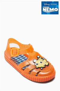 efce5820465 Next Younger Boys Orange Finding Nemo Jelly Sandals – Stockpoint ...