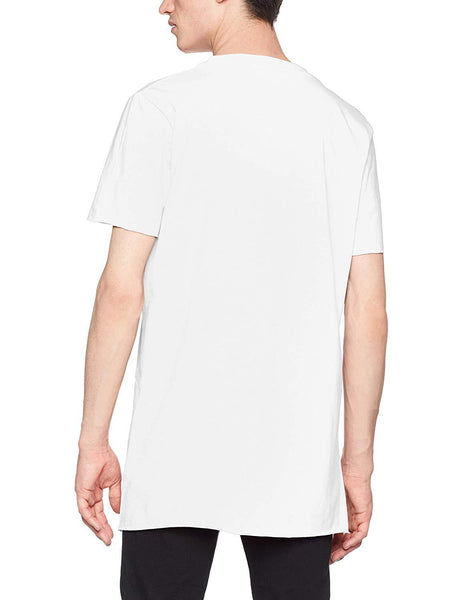 New Look Good Times Mens White T-Shirt