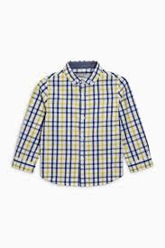 Next Gingham Shirt - Stockpoint Apparel Outlet