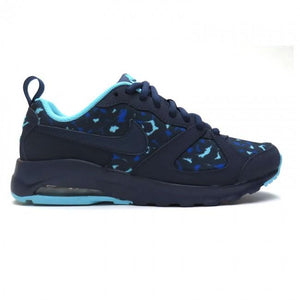 Nike Womens Air Max Muse Print Midnight Navy/Tidal Pool Blue Trainers