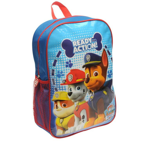 Paw Patrol - Ready for action Large Backpack