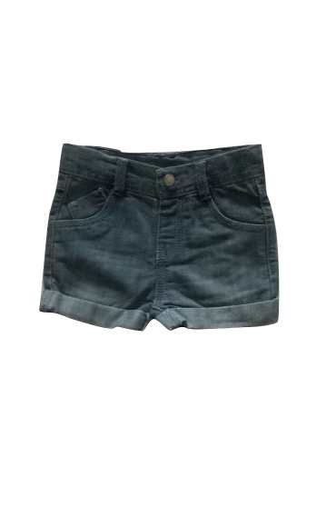 Pep & Co Blue Jeans Shorts - Stockpoint Apparel Outlet