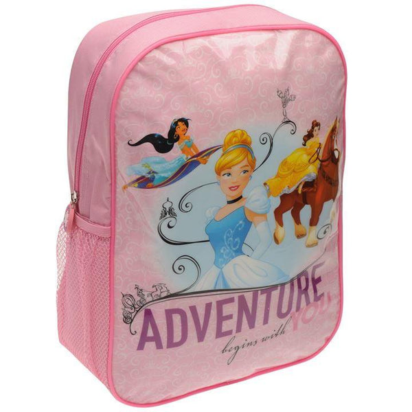 Disney Princess - Adventure begins with you Large Backpack