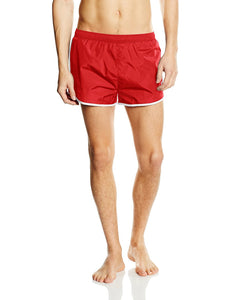 Religion Men's Bold Poison Sports/Swim Shorts Red