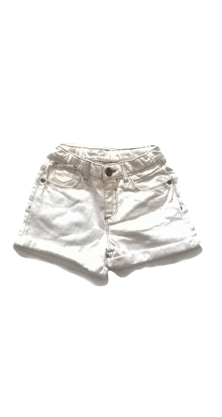 TU White Jeans Shorts - Stockpoint Apparel Outlet