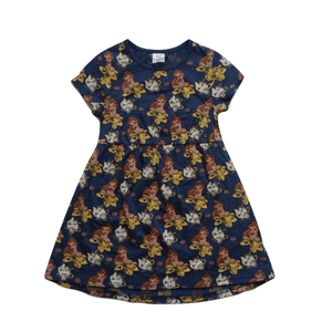 Next Disney Princess Navy Dress - Stockpoint Apparel Outlet