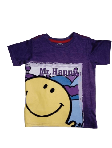 M&S Mr Happy Boys T-Shirt