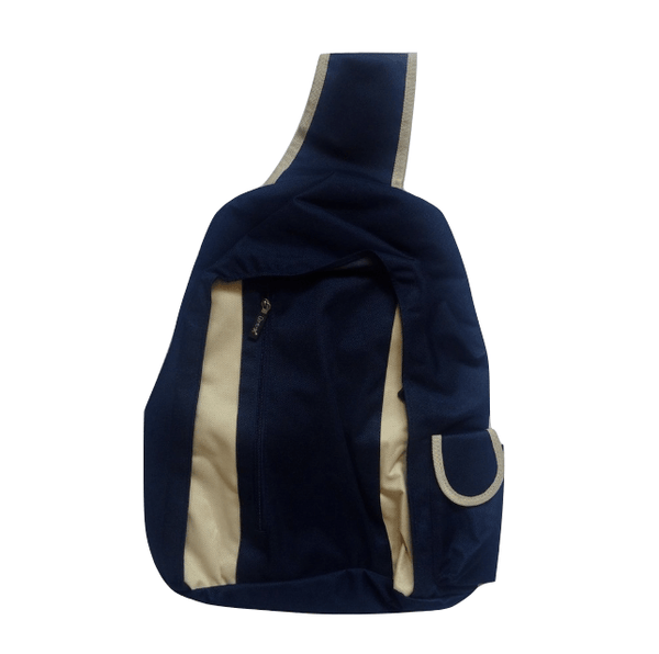 Centrix Blue Sling Backpack