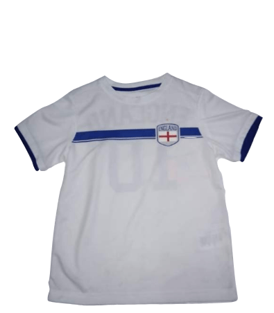 H&M England Boys T-Shirt - Stockpoint Apparel Outlet