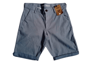 Pep & Co Relaxed Slim Chino Shorts