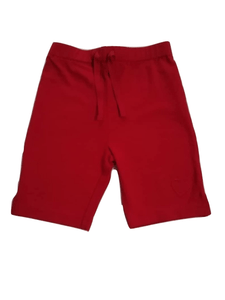 Adams Baby Girls Red Jersey Shorts