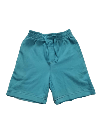 Adams Baby Boys Blue Jersey Shorts