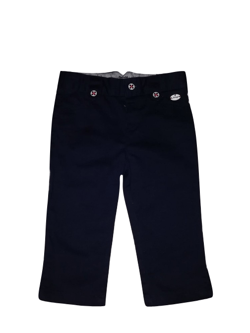 Jasper Conran Junior J Girls Chino Trousers - Stockpoint Apparel Outlet