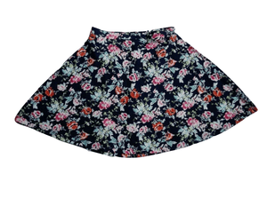 Pep & Co Girls Floral Skirt - Stockpoint Apparel Outlet