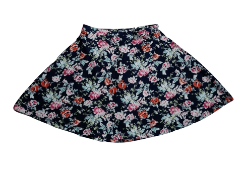 Pep & Co Girls Floral Skirt