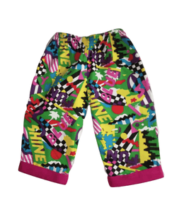 Chambo Summer/Beach Purple Multicolour Boys Shorts