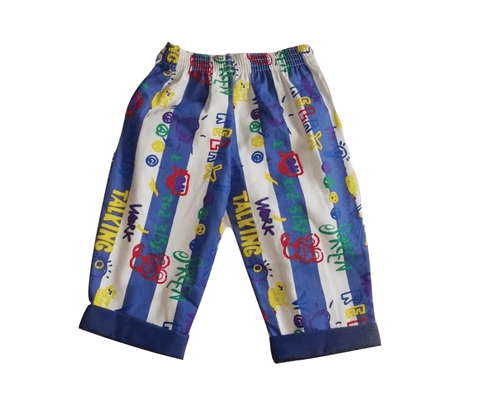 Chambo Summer/Beach Blue Multicolour Boys Shorts